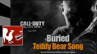 Call of Duty: Black Ops 2 – Buried Teddy Bear Song