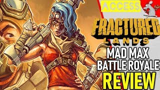 FRACTURED LANDS REVIEW! GOOD? OR ANOTHER POOR BATTLE ROYALE?