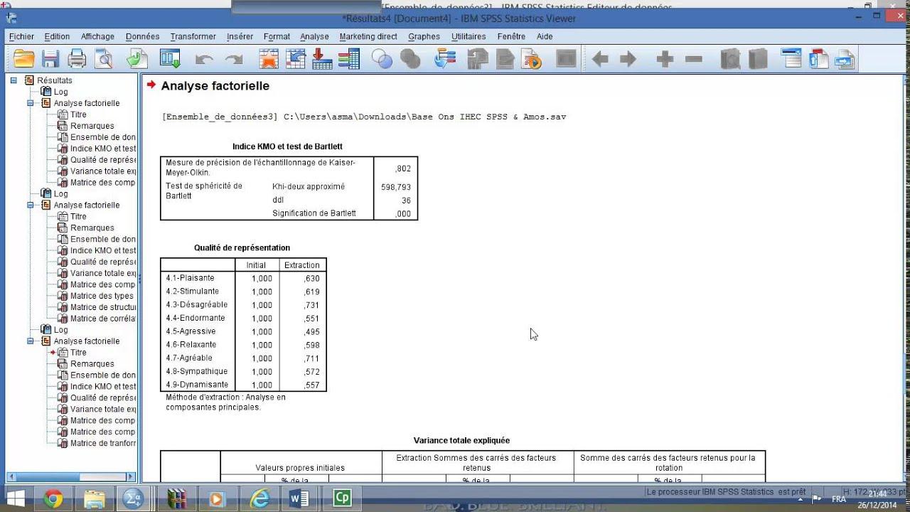 ANALYSE FACTORIELLE EXPLORATOIRE PDF DOWNLOAD