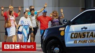 Texas mass shooting leaves 20 people dead - BBC News