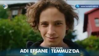 اعلان الحلقة الاولى من الموسم الثاني  من مسلسل الاسطورة adi efsane