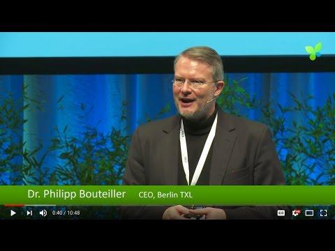 ECO17 Berlin: Philipp Bouteiller Berlin TXL