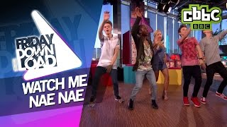 How to Nae Nae with Akai on Friday Download - CBBC