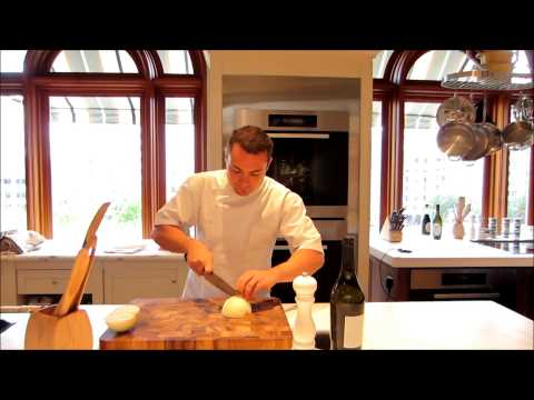 Learn How To Cut Like Chef With Chef Lionel