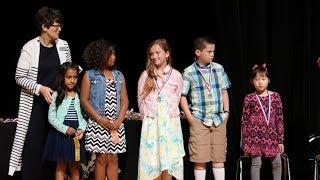 DeShazo Elementary Awards Program 2017