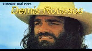 Demis Roussos   Forever And Ever (Lyrics)