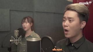 Chưa Bao Giờ Mẹ Kể   Min ft Erik   Cover by Muvik   Thịnh Sấm ft Liz ^^