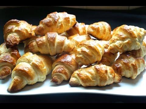 Almond Croissant Homemade Original Croissant Recipe - Fatemahisokay