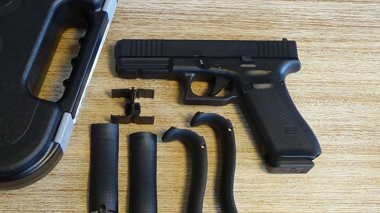 Glock 17 Gen5 9mm P.A.K. First Edition Schreckschusspistole - Review