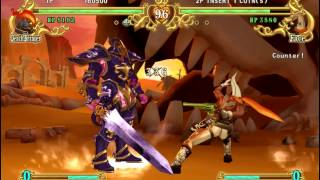 Battle Fantasia PC - Gameplay