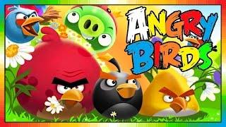 Angry Birds Trilogy - Rio - part 2 - アングリーバーズ - Злые птицы - 앵그리 버드 (Gameplay - Videogame - Game)