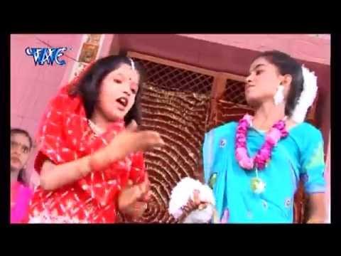 फूल लाई हे मालन - Sato Bahiniya Ke Baje Paijaniya  Anjali Bharadwaj  Bhojpuri Mata Bhajan