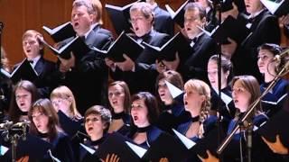 видео РГК - Дирижирование академическим хором