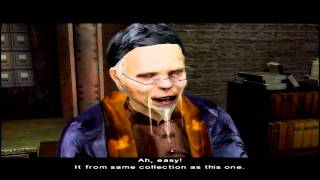 Let's Play Fahrenheit Part 9: Book Hunt (PC/PS2/Xbox) [HD]