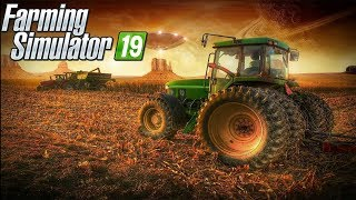 FARMING SIMULATOR 19 | Early Alpha PS4 Gameplay ??? | info intox ?