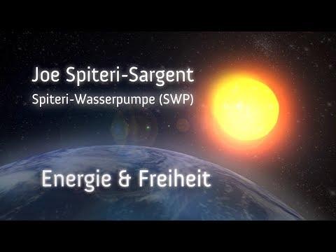 Autonomes Energiesystem - Spiteri-Wasserpumpe