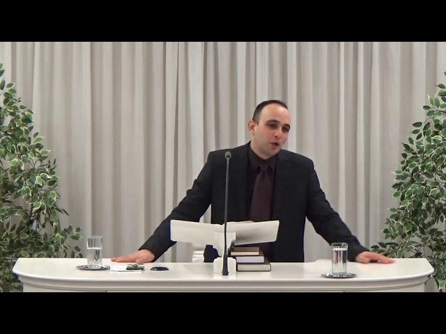Θέμης Σλούκας 10-12-2018 | κατά Λουκάν κδ' 13-53
