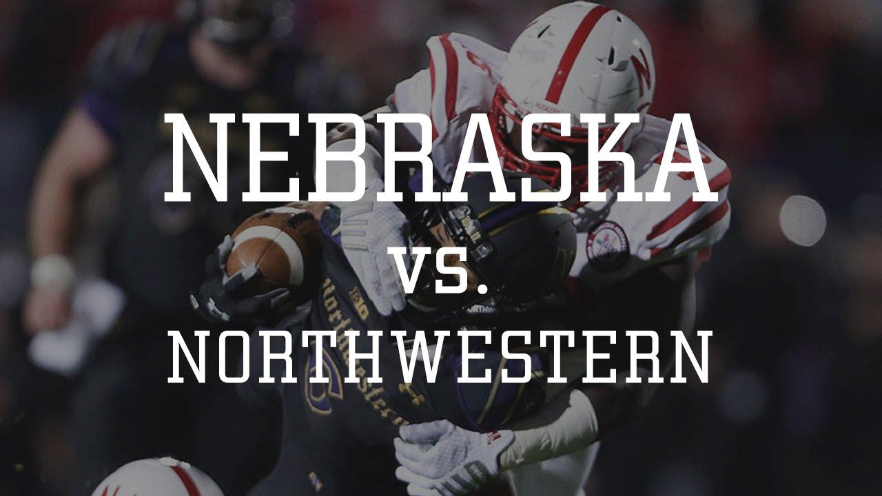 Week 7 - Nebraska vs. Northwestern 2014 - YouTube
