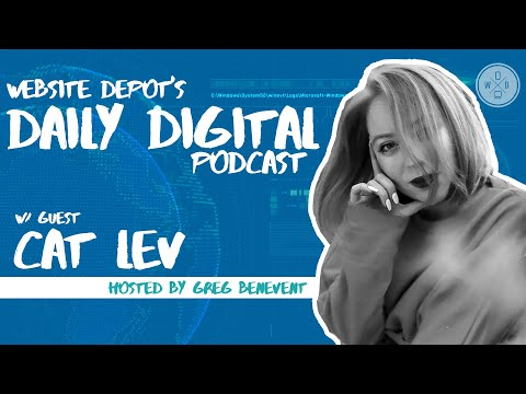 How TikTok and Viral Marketing Can Work for Your Business   Daily Digital #20   feat. Cat Lev