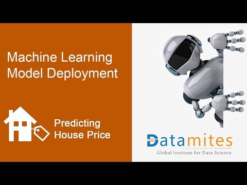 Deploying House Price Prediction with  Machine Learning – DataMites Project Tutorials