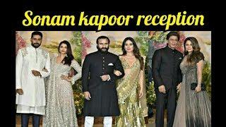 Bollywood Couples At Sonam Kapoor Wedding Reception.........