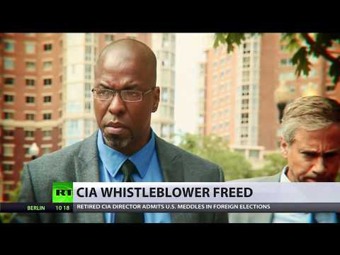 42 months in prison: CIA whistleblower sentenced on 'circumstantial evidence' released