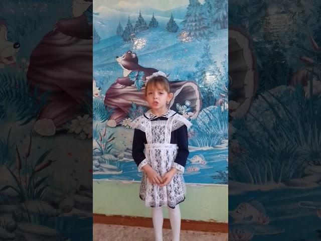 Изображение предпросмотра прочтения – ТатьянаКустова читает произведение «Чародейкою Зимою…» Ф.И.Тютчева