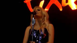The Way The World Works - Pixie Lott @ Sheffield City Hall (HD)