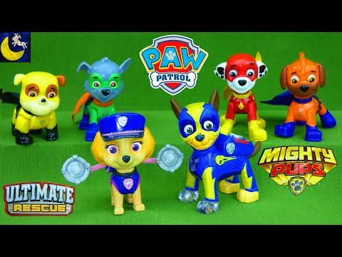Paw Patrol Mighty Pups Chase Ultimate...