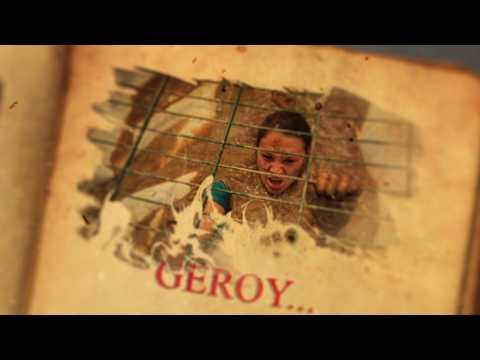 Kniha GEROY