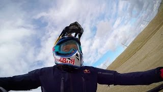 Jonny Walker's GoPro View of the Red Bull Knock Out Beach Track