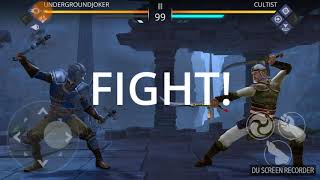 Shadow fight 3 fight