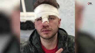 На Павловом Поле на харьковчанина упала глыба льда - 04.02.2019