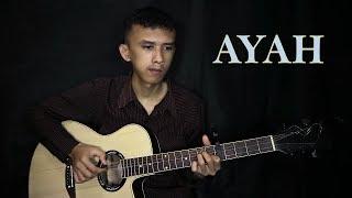 Lagu Melayu - Ayah - Laoneis (Fingerstyle Guitar Cover)