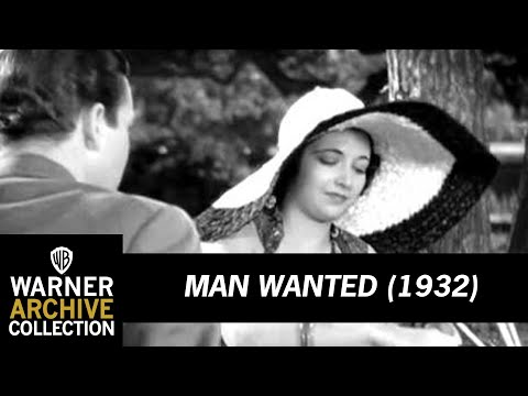 Man Wanted (Preview Clip)