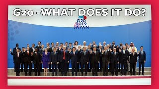 #ICYMI: World leaders gather at G20 in Japan to achieve nothing together!