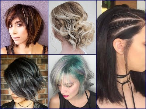 25+ Trendy Medium Hairstyles and Haircuts for Thin Hair