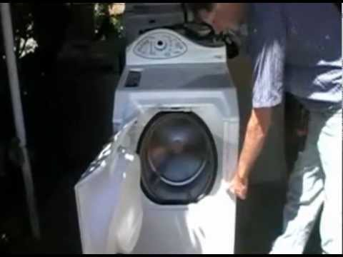 Maytag Neptune Bearing Replacement Part 1 Disassembly