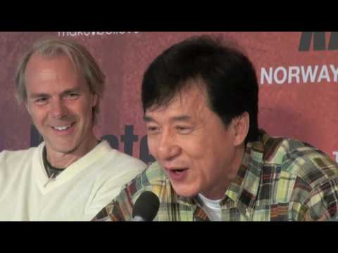 The Karate Kid (2010) Press Conference in Oslo - PART THREE