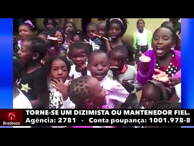 Dia das crianças órfãs na África