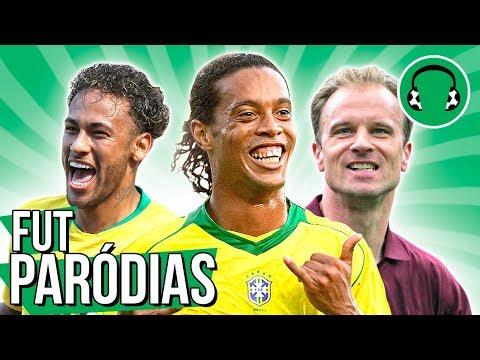 ♫ NÃO ENCOSTA (Só Dibres de Costas) | Paródia de Futebol - Ludmilla e DJ Will 22