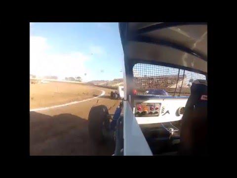 T3 Heat Race #1 5-21-16 Ventura Raceway