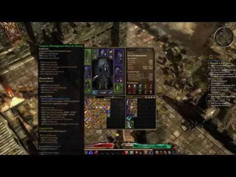 Grim Dawn - Commander Lucius Quest - Full Cunning DW