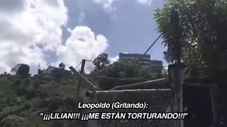 #URGENTE Leopoldo grita desde Ramo Verde