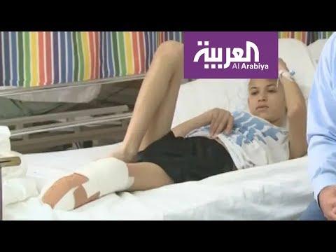 إطلاق سراح طفل فلسطيني معتقل أطلقوه بعد أن بتروا أحلامه  - نشر قبل 1 ساعة