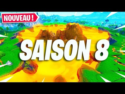EPIC GAMES VIENT DE CONFIRMER QUIL Y AURA BIEN ÇA DANS LA SAISON 8 !!