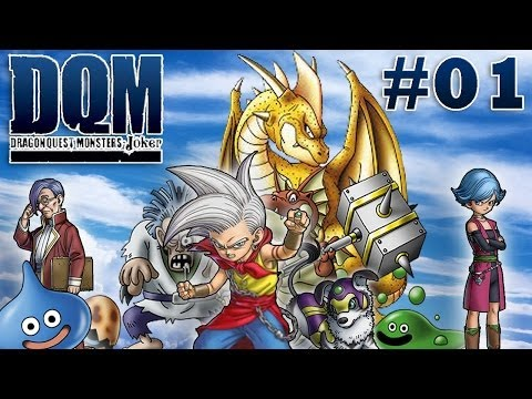 Dragon Quest Monsters Joker - Episode 1 : Nouveau Monde | Let's Play