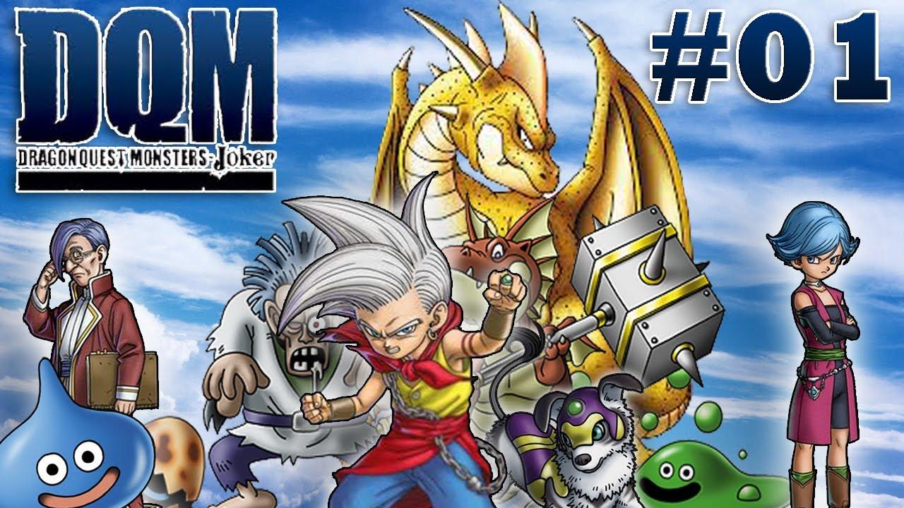 Dragon Quest Monsters Joker - Episode 1 : Nouveau Monde | Let's Play -  YouTube