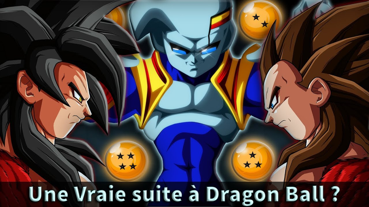 dragon ball gt une vraie suite à dragon ball youtube