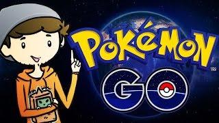 New Pokemon Game / App!? Pokemon IN REAL LIFE? • Pokémon GO!